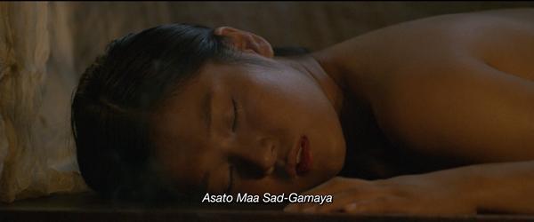 Phim về bùa ngải Thiên Linh Cái tung trailer đầy rẫy cảnh nóng của Hoàng Yến Chibi-2