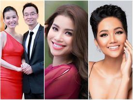 Tình ái của Hoa hậu Hoàn vũ Việt Nam: Thùy Lâm viên mãn, Phạm Hương khởi sắc, H'Hen Niê thoát kiếp 'chưa một lần yêu ai'