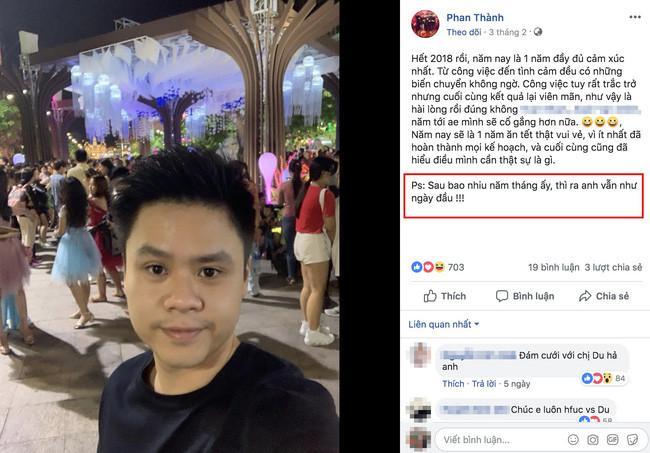 Phan Thành than thở 30 tuổi vẫn FA, Midu bất ngờ tuyên bố sẽ bỏ cả thế giới đem lòng say anh-2