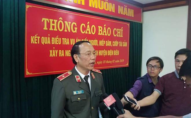 Nữ sinh bị giết ở Điện Biên: Chưa thể xác định nạn nhân mang thai-1