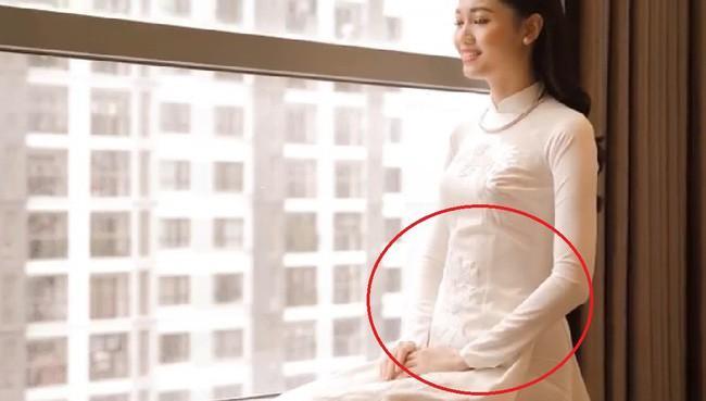Hơn 2 tháng sau khi kết hôn, gương mặt Á hậu Thanh Tú đang dần phá nét vì mang thai-1