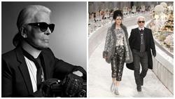 'Ông hoàng đế chế Chanel' Karl Lagerfeld qua đời ở tuổi 85