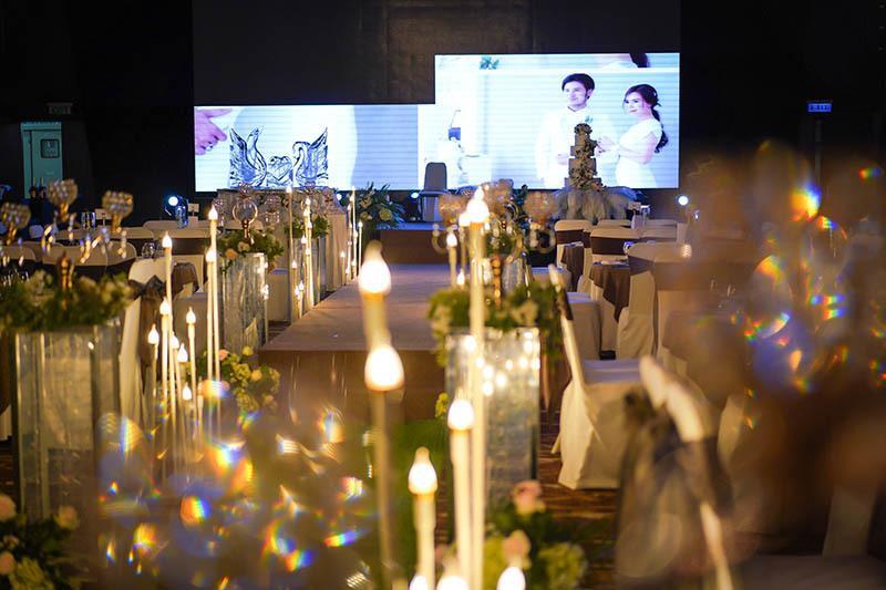 Anh Tài ngọt ngào hát tặng Ngọc Ánh Gạo nếp gạo tẻ trong tiệc cưới-1