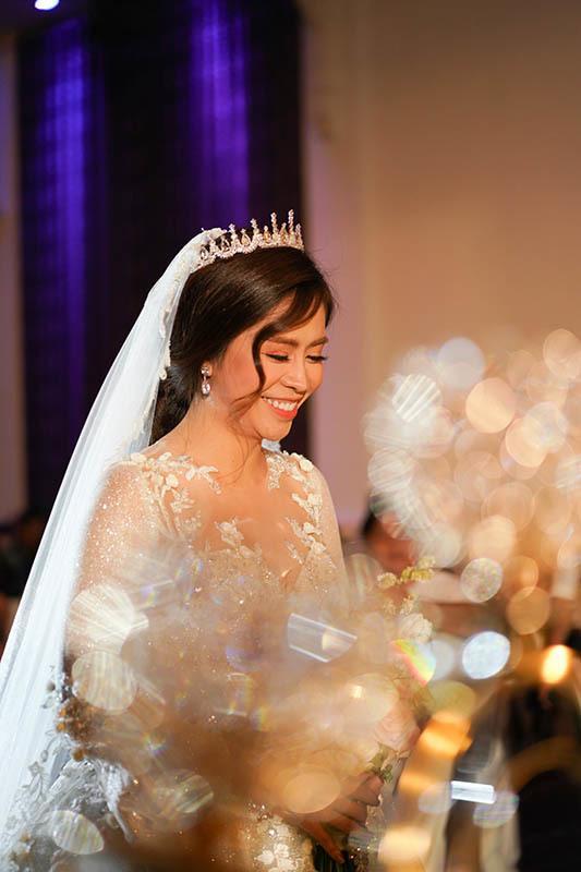 Anh Tài ngọt ngào hát tặng Ngọc Ánh Gạo nếp gạo tẻ trong tiệc cưới-3