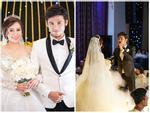 Anh Tài ngọt ngào hát tặng Ngọc Ánh 'Gạo nếp gạo tẻ' trong tiệc cưới