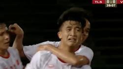 Giọt nước mắt trên sân cỏ: Hotboy phá lưới của U22 bật khóc sau khi giúp Việt Nam giành vé vào bán kết cúp Đông Nam Á
