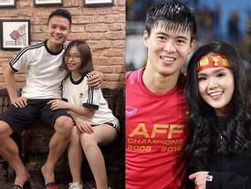 Bạn gái Quang Hải, Duy Mạnh và những lần khốn khổ vì dân mạng