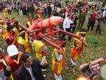 Lễ hội 'rước của quý' ở Lạng Sơn