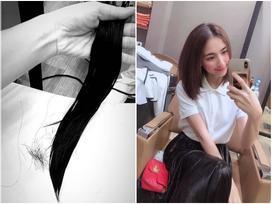 Hòa Minzy xuống tóc nhưng lại lấp lửng: 'Một Hòa hơi khác mà lại thân quen'