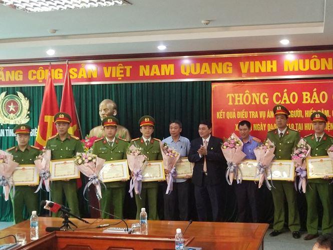 Lý do bên trong cuộc tranh cãi nảy lửa sự kiện Công an Điện Biên nhận thưởng vụ nữ sinh giao gà bị sát hại chiều 30 Tết-1
