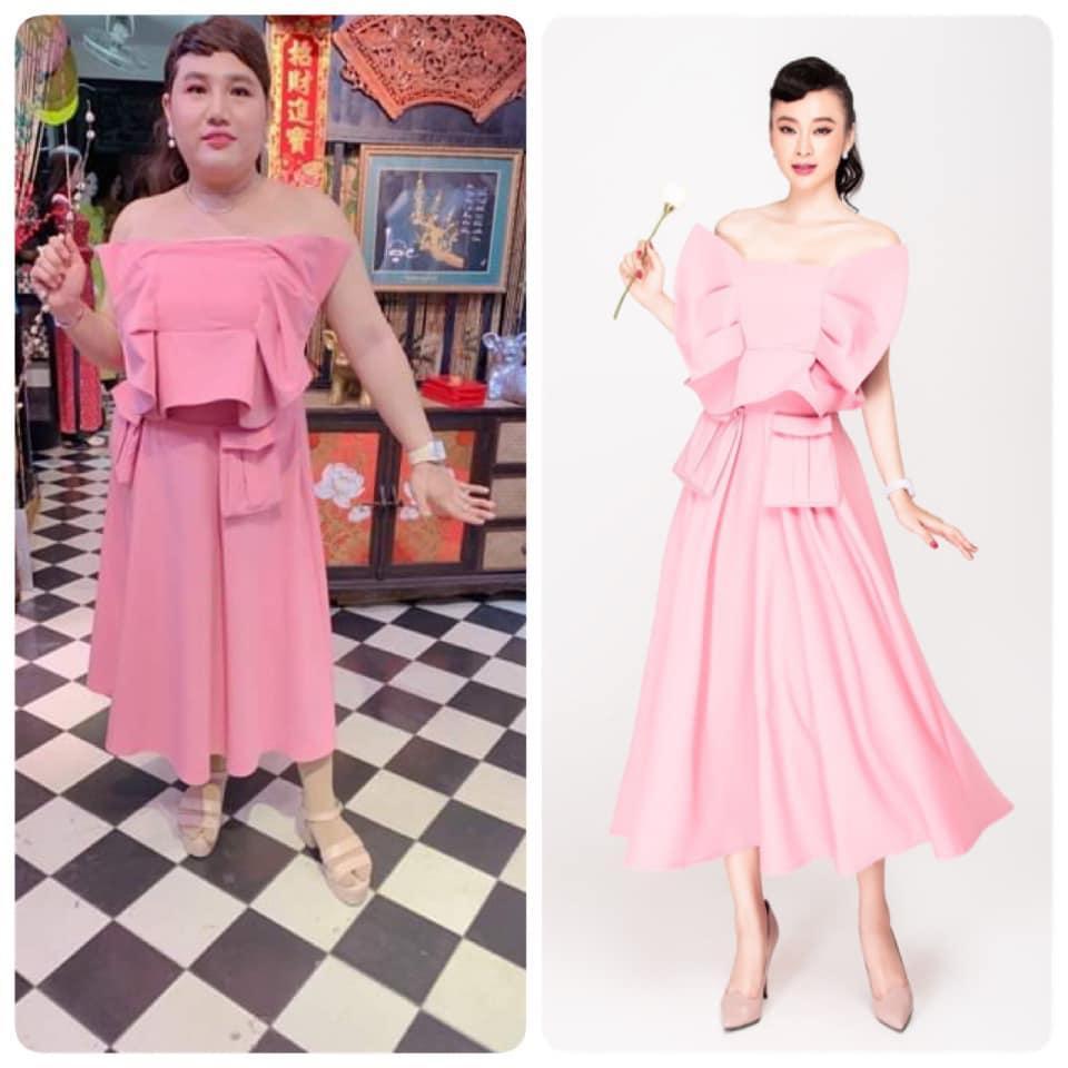 Hai lần cosplay Angela Phương Trinh, fan cứng nhận cái kết KHÔNG THỂ NHỊN CƯỜI-2