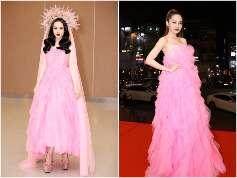 Hai lần cosplay Angela Phương Trinh, fan cứng nhận cái kết KHÔNG THỂ NHỊN CƯỜI-8