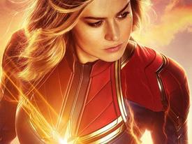 Chưa chiếu, bom tấn 'Captain Marvel' đã bị 'ném đá'
