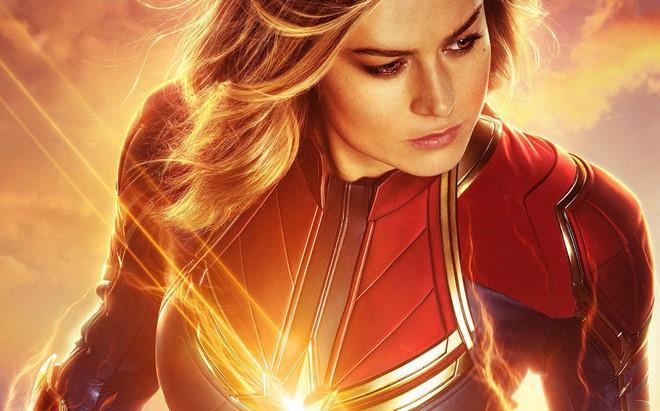 Chưa chiếu, bom tấn Captain Marvel đã bị ném đá-2