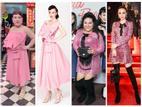 Hai lần 'cosplay' Angela Phương Trinh, fan cứng nhận cái kết KHÔNG THỂ NHỊN CƯỜI