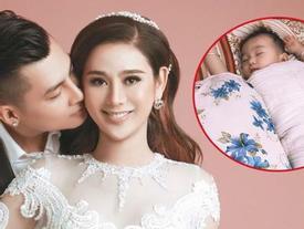 Lâm Khánh Chi 'bạo chi' hàng hiệu đắt tiền cho con trai mới sinh