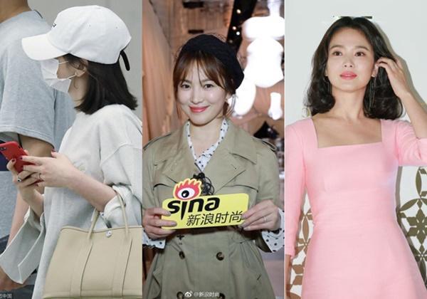 Giữa tin ly hôn Song Joong Ki, Song Hye Kyo đã không còn đeo nhẫn cưới-3
