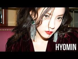 Hyomin (T-ara) vừa tái xuất đã khiến fan nức nở vì nhắc về đầy đủ T6 trong họp báo trở lại