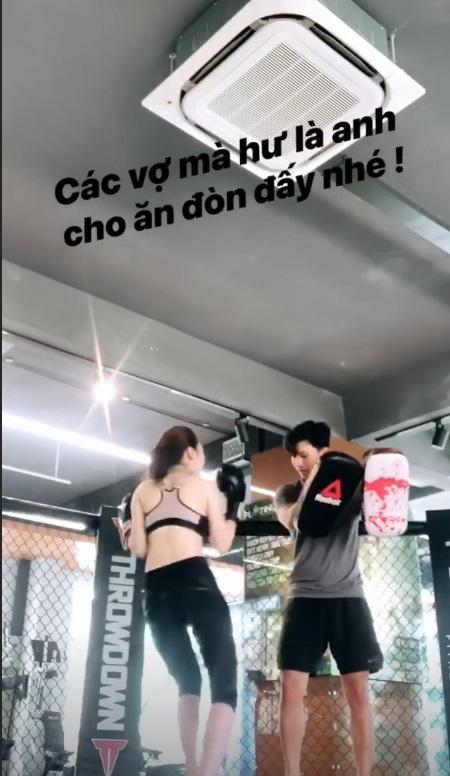 Sau Tết, Chi Pu tập gym hùng hục, lại nhá hàng cả clip nhảy sexy hứa hẹn sự trở lại lợi hại gấp ngàn lần-4