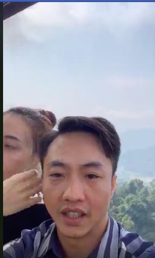 Đàm Thu Trang dằn mặt các cô gái có ý định nhắn tin cho Cường Đô La-1
