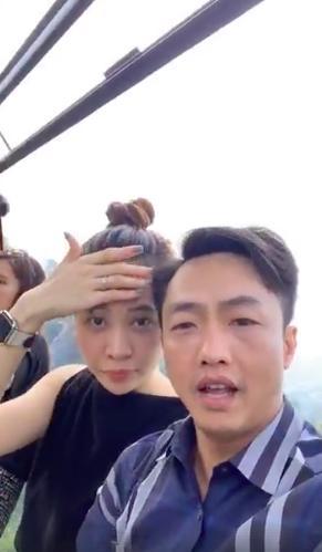 Đàm Thu Trang dằn mặt các cô gái có ý định nhắn tin cho Cường Đô La-2