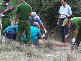 Bình Thuận: Phát hiện người phụ nữ chết lõa thể cạnh xe máy gần bờ hồ thuỷ lợi