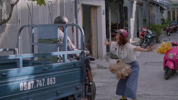 Ham ăn bánh tráng trộn, Lan Ngọc bị Bình An dọa giết trong tập 18 Mối Tình Đầu Của Tôi-8