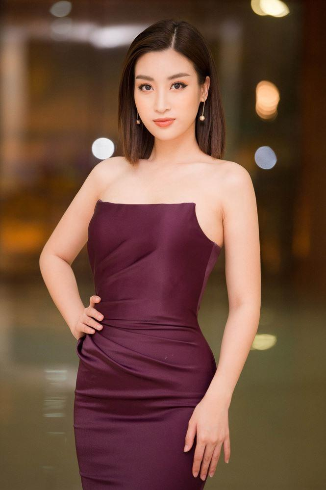 Đầu năm diện lại váy cũ của Hương Giang Idol, Đỗ Mỹ Linh nhường bước trước đàn chị vì chi tiết nhỏ xíu này-1