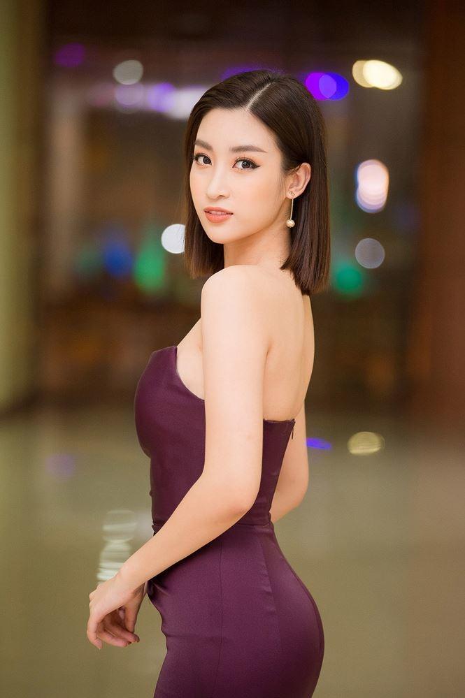 Đầu năm diện lại váy cũ của Hương Giang Idol, Đỗ Mỹ Linh nhường bước trước đàn chị vì chi tiết nhỏ xíu này-3
