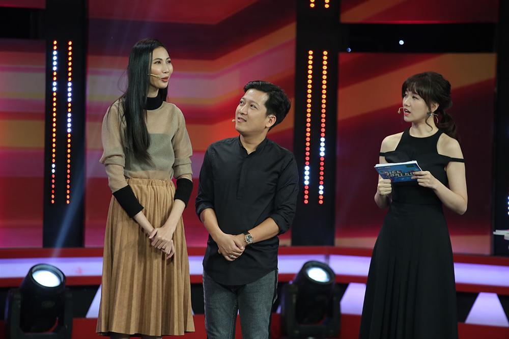 Khổng Tú Quỳnh thừa nhận không mấy thoải mái sau khi chia tay Ngô Kiến Huy-1