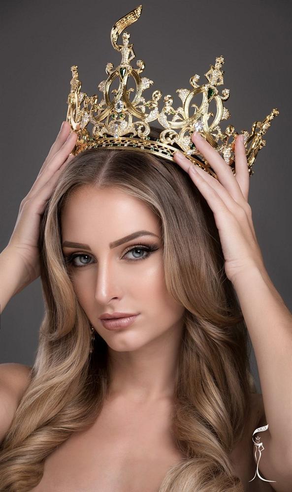 SHOCK: Hoa hậu Hòa bình Quốc tế 2015 bị truất ngôi vì chinh phục vương miện Hoa hậu Hoàn vũ 2019-4