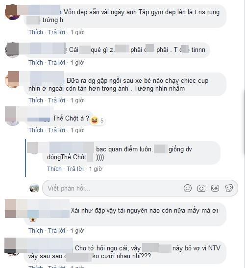 Muốn xỉu trước dung mạo xuống dốc không phanh: Johnny Trí Nguyễn bị fan đổi tên thành Thế Chột-7