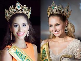 Tin được không khi lần đầu tiên trong cùng một cuộc thi sắc đẹp, cả Hoa hậu và kế Hoa hậu đều bị phế ngôi