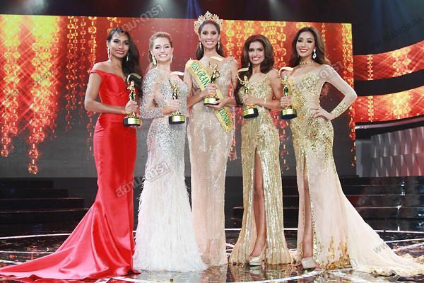Tin được không khi lần đầu tiên trong cùng một cuộc thi sắc đẹp, cả Hoa hậu và kế Hoa hậu đều bị phế ngôi-6