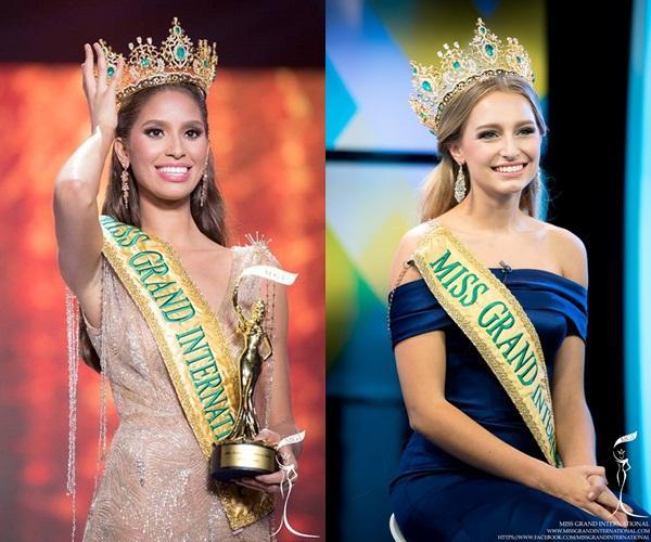 Tin được không khi lần đầu tiên trong cùng một cuộc thi sắc đẹp, cả Hoa hậu và kế Hoa hậu đều bị phế ngôi-13