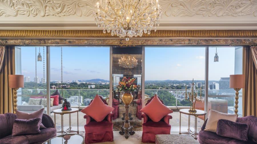 Khách sạn ông Kim Jong-un chọn ở Singapore sang trọng cỡ nào?-2