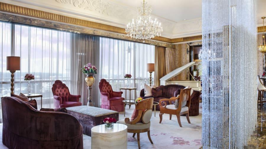Khách sạn ông Kim Jong-un chọn ở Singapore sang trọng cỡ nào?-3