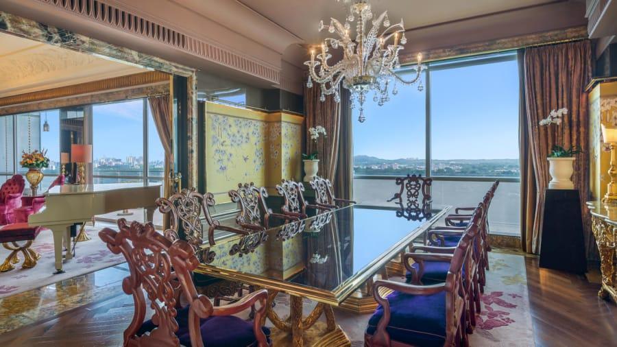 Khách sạn ông Kim Jong-un chọn ở Singapore sang trọng cỡ nào?-4