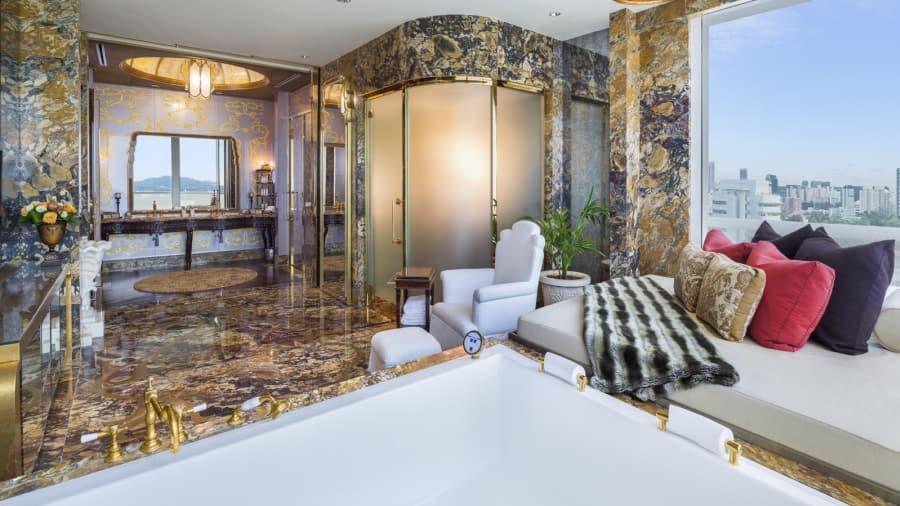 Khách sạn ông Kim Jong-un chọn ở Singapore sang trọng cỡ nào?-6