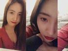 Nữ hoàng quyến rũ Sunmi khóc lóc, đăng ảnh thuốc men trên mạng xã hội