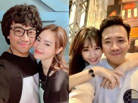 Trấn Thành bị nhắc nhở vì mải mê 'sánh đôi bên Lan Ngọc mà quên Hari Won'