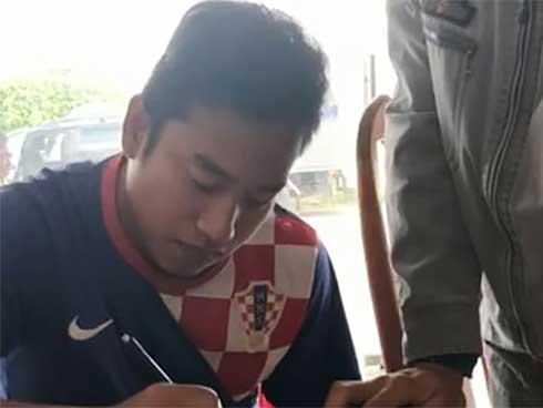 Bắt thanh niên liên quan vụ chém bác sĩ Chiêm Quốc Thái-1