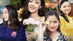Các cô gái Việt vinh dự tặng hoa cho Obama, Donald Trump giờ ra sao?