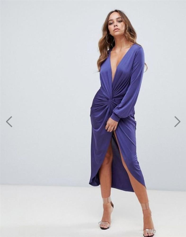 HÚ HỒN mua đầm dự tiệc online nhưng lại nhận được chiếc váy phô trương toàn bộ vùng kín-2