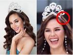 NHÌN MÀ XÓT: Catriona Gray làm vỡ vương miện phượng hoàng 6 tỷ sau 2 tháng đăng quang Hoa hậu Hoàn vũ 2018