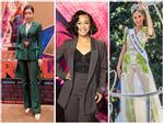 SAO MẶC XẤU: Diva Hồng Nhung rườm rà - siêu mẫu 70 tuổi diện bodysuit mém lộ hàng-10