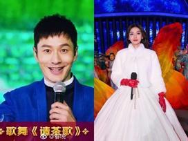 6 tháng qua, Huỳnh Hiểu Minh và Angelababy không xuất hiện chung