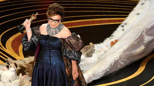 Bom tấn siêu anh hùng Black Panther giành 2 tượng vàng Oscar-1