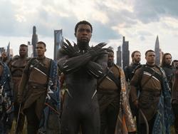 Bom tấn siêu anh hùng 'Black Panther' giành 2 tượng vàng Oscar