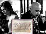 Dân mạng truyền tay bức thư tình mùi mẫn 'ông vua cà phê' Đặng Lê Nguyên Vũ gửi vợ thời còn đang cưa cẩm